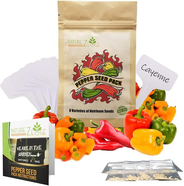 Hot Pepper Seeds For Sale