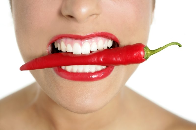 The benefits of chili everyday