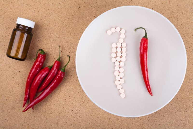 Surprising Health Benefits Of Eating A Spicy Pepper Everyday