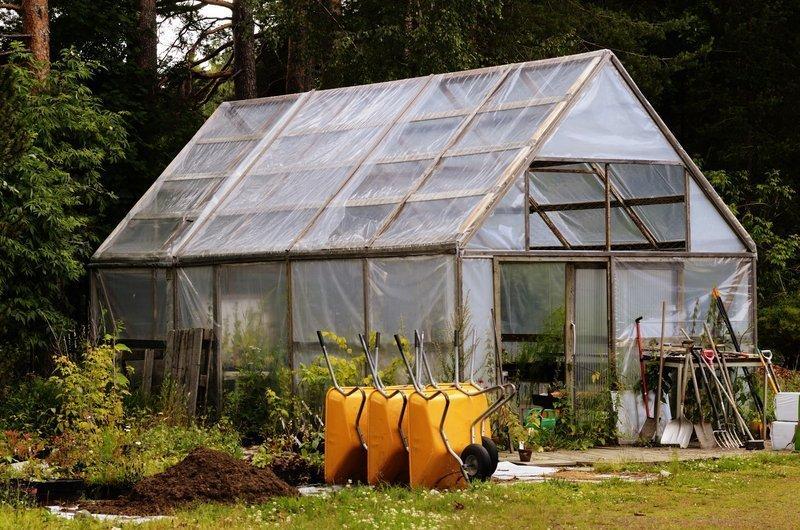 How do you make a winter garden?