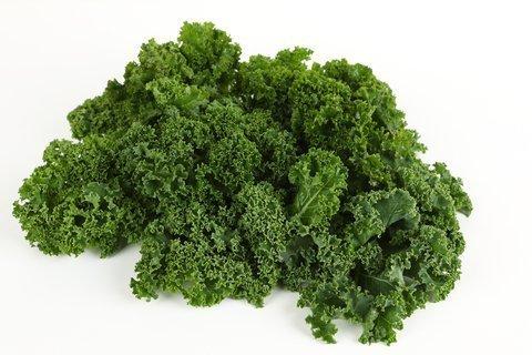 kale winter vegetable