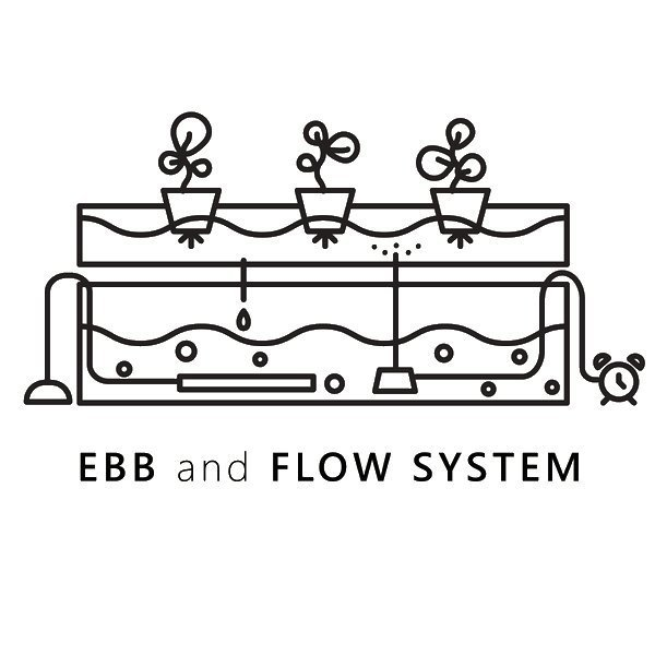 Ebb & Flow (also known as Flood and Drain)