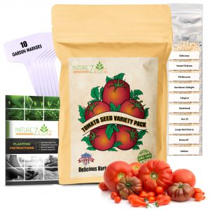 tomato seed variety pack
