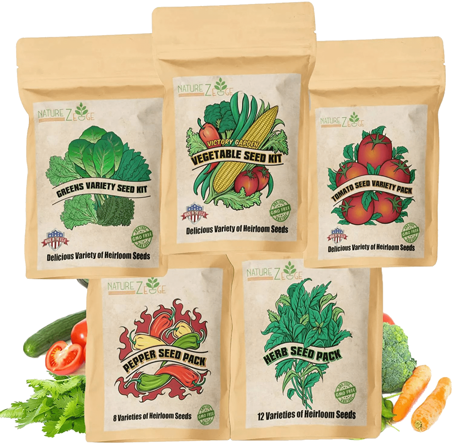 NatureZedge Hero Products