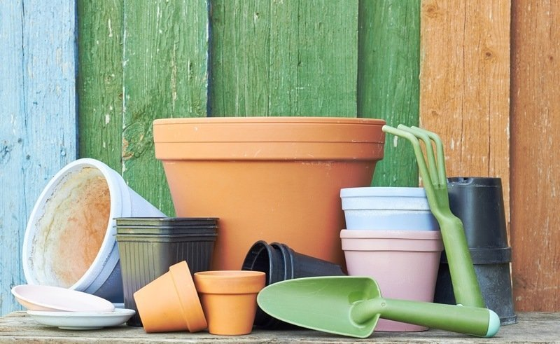 vegetable gardening containers